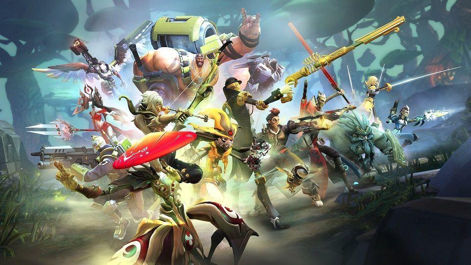 record: Battleborn הופך למשחק חינמי cover image