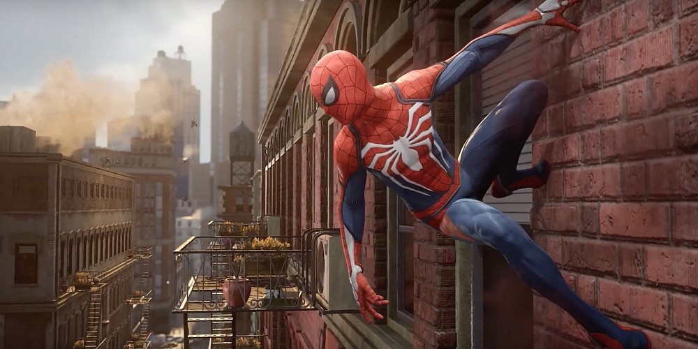 record: גיימפליי של Spiderman יגיע ל-E3. cover image