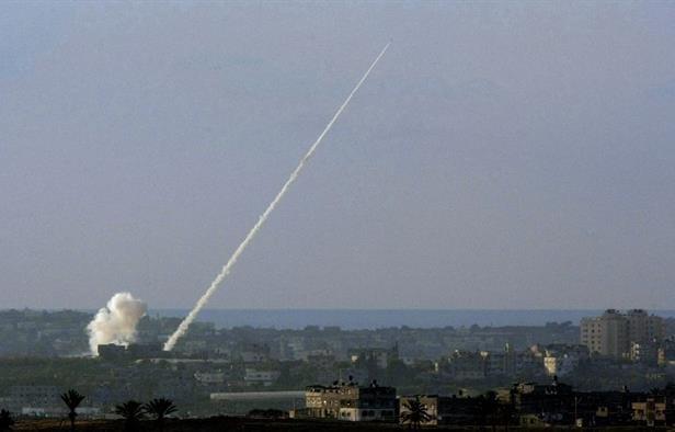 record: 2 רקטות נורו לעבר עוטף עזה cover image