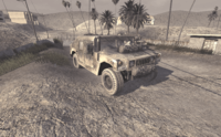record: יצרנית כלי רכב צבאיים תובעת את מפיצת Call of Duty cover image