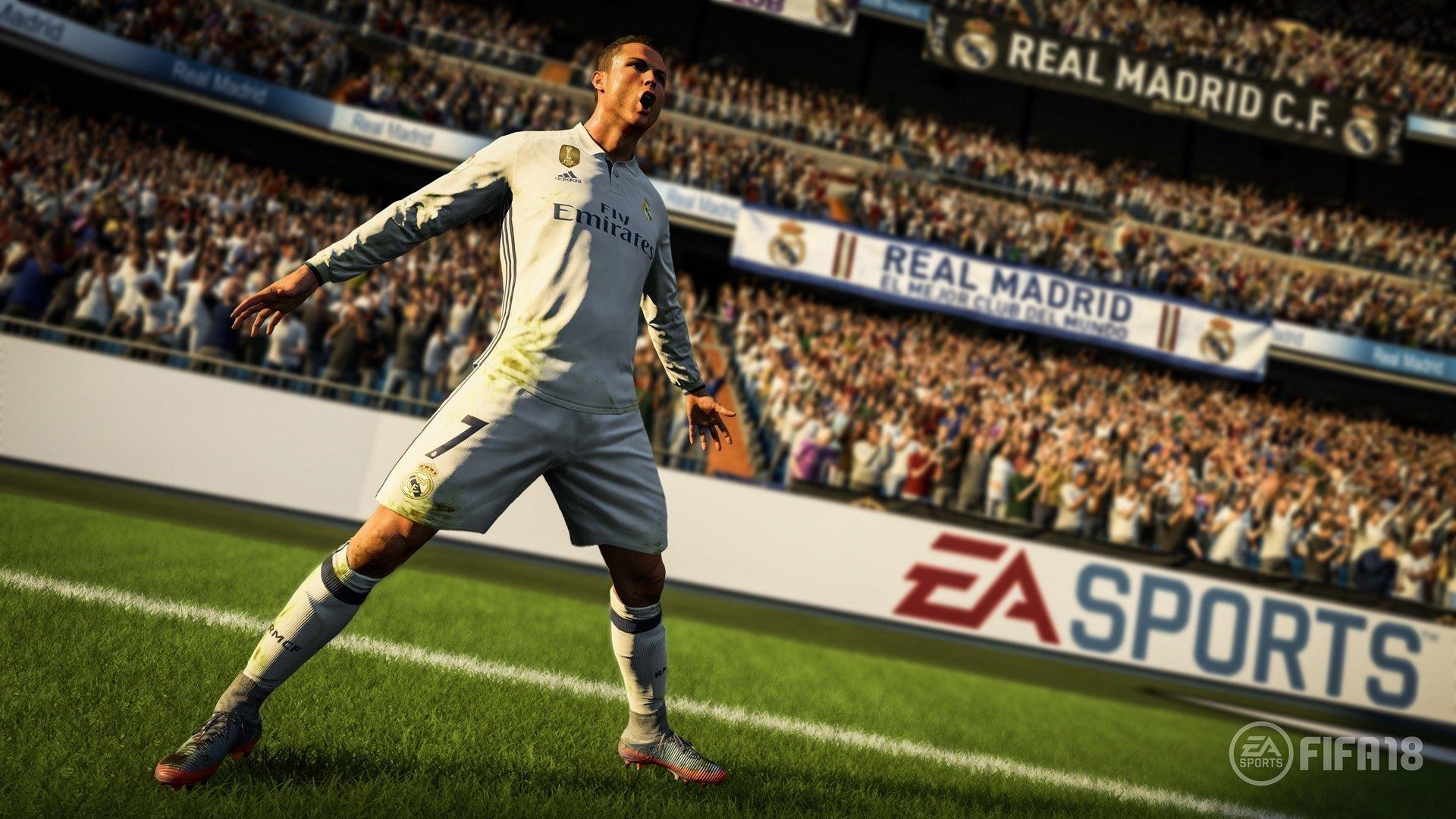 record: משתמשי Fifa 18 במחאה נגד EA. cover image