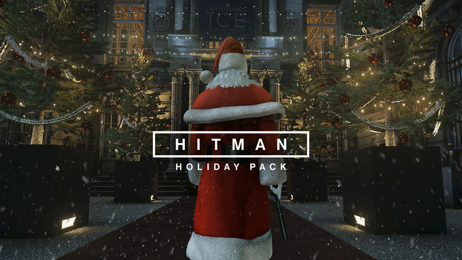 record: חבילת חג המולד של Hitman תהיה חינמית לזמן מוגבל cover image