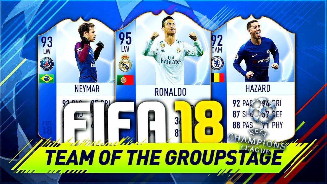 record: קבוצת שלב הבתים של ליגת האלופות מעוררת זעם בקרב משתמשי FIFA 18 cover image