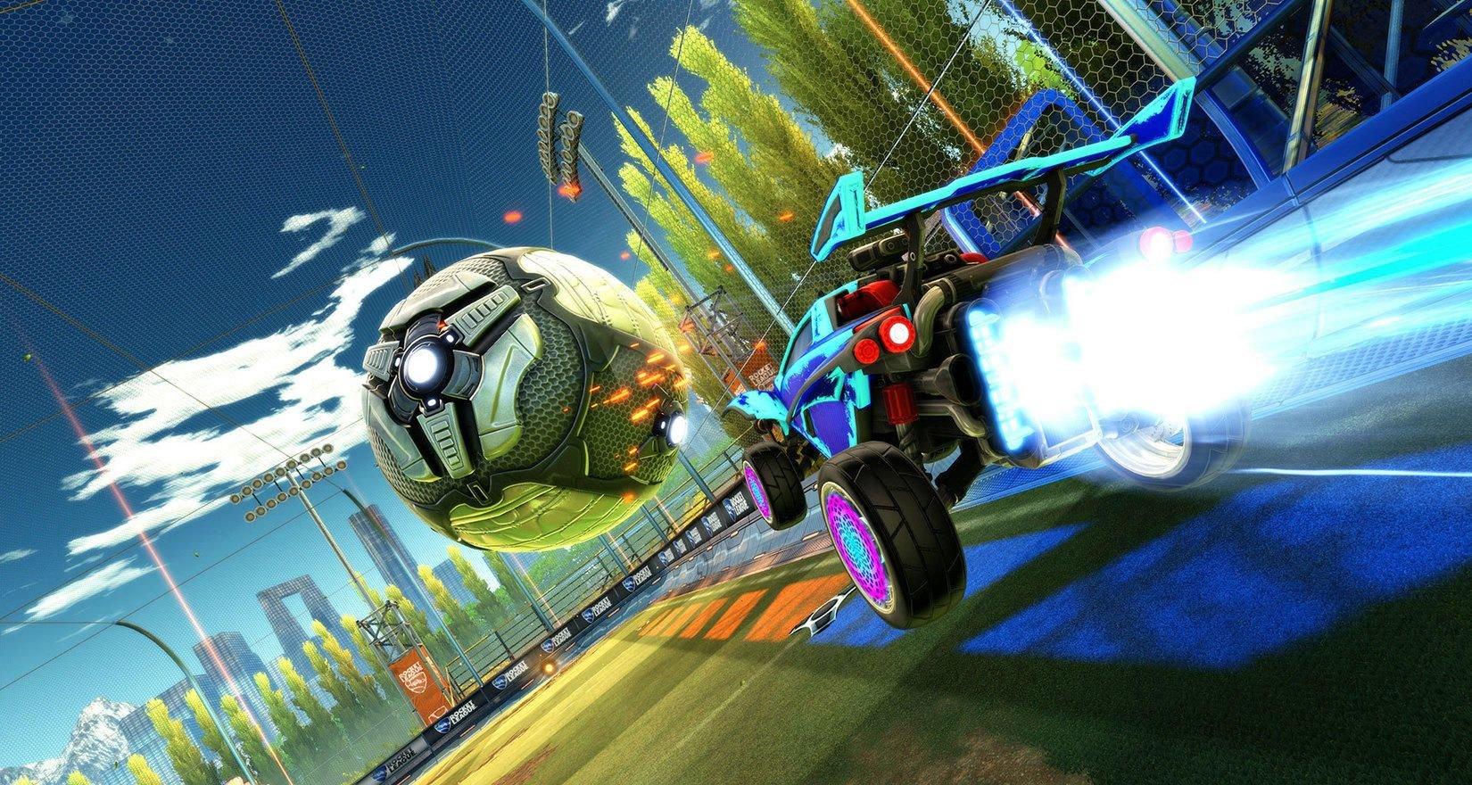 record: Rocket League מברכים על השנה שעברה ומתכננים הרבה שינויים להמשך cover image