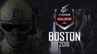 record: המדריך לצופה - ELeague Major Boston 2018 cover image
