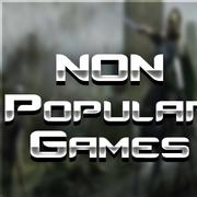 Non Popular Games