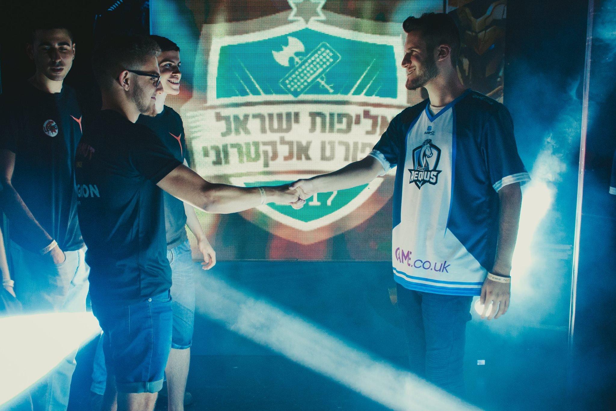 record: אליפות ישראל בספורט אלקטרוני יוצאת לדרך! cover image