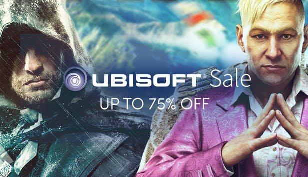 record: הרבה משחקי Ubisoft עכשיו בהנחה מטורפת! cover image