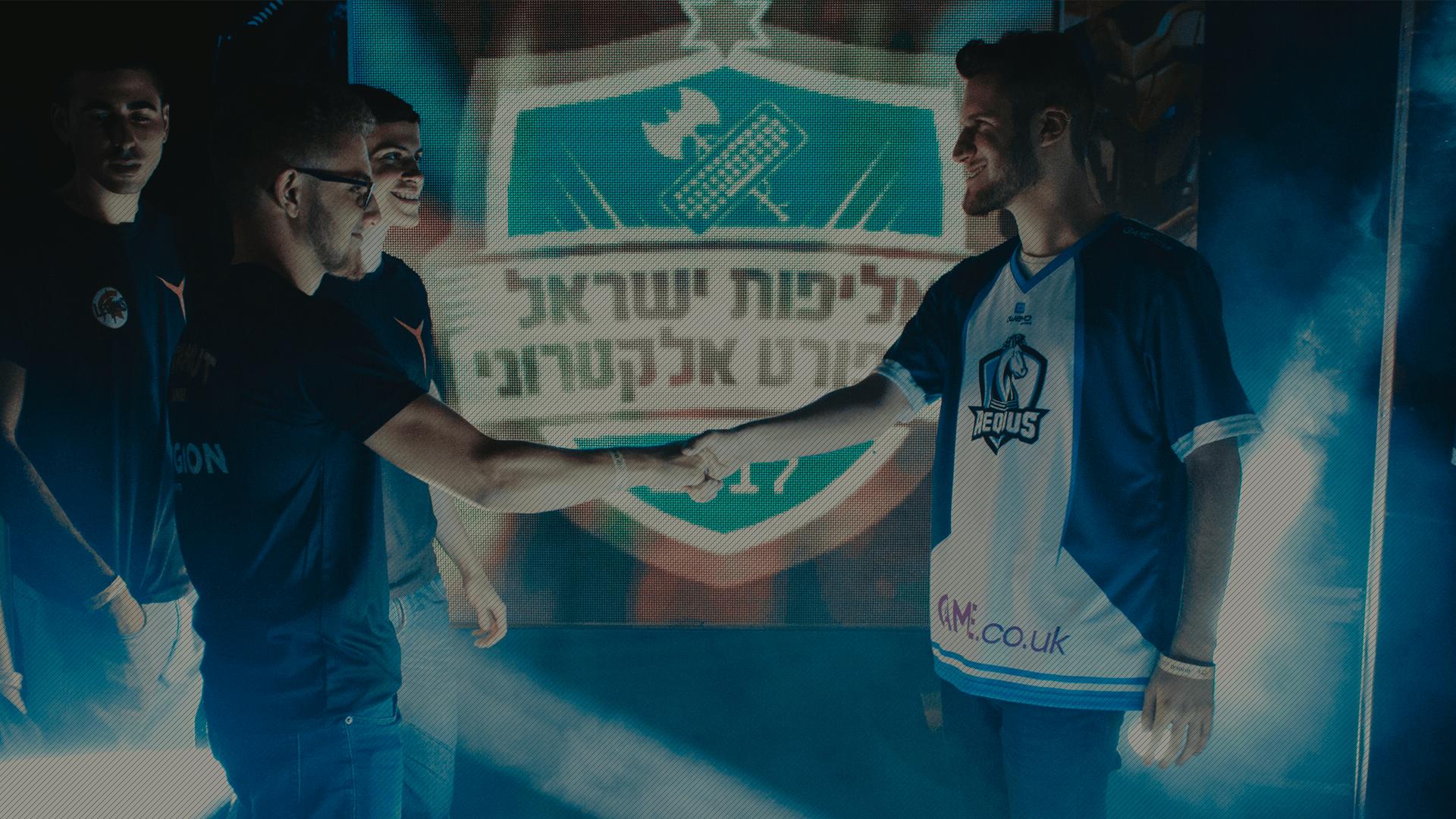 לוח זמנים אליפות ישראל 2018 - CSGO