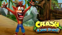 record: ביקורת - Crash Bandicoot N. Sane Trilogy cover image