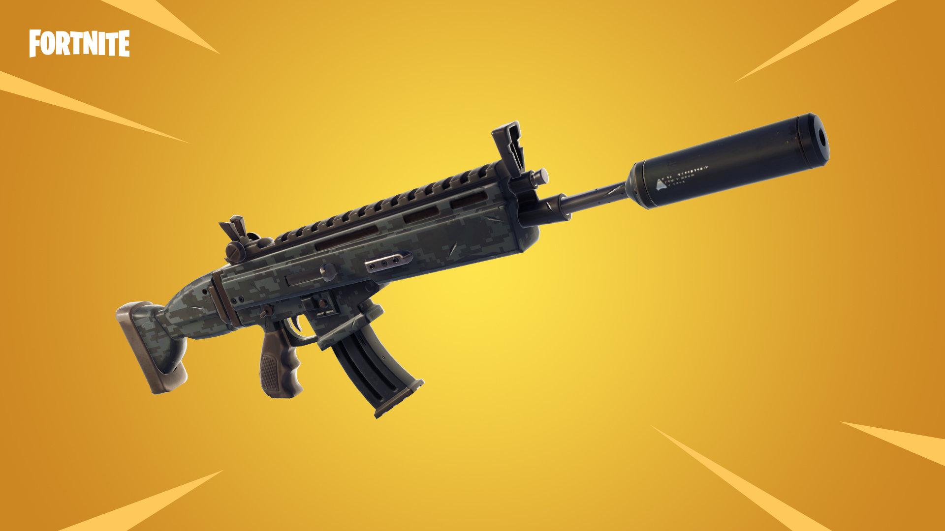 record: העדכון החדש של Fortnite מביא איתו נשק חדש בתמורה לנשק אהוב אחר cover image