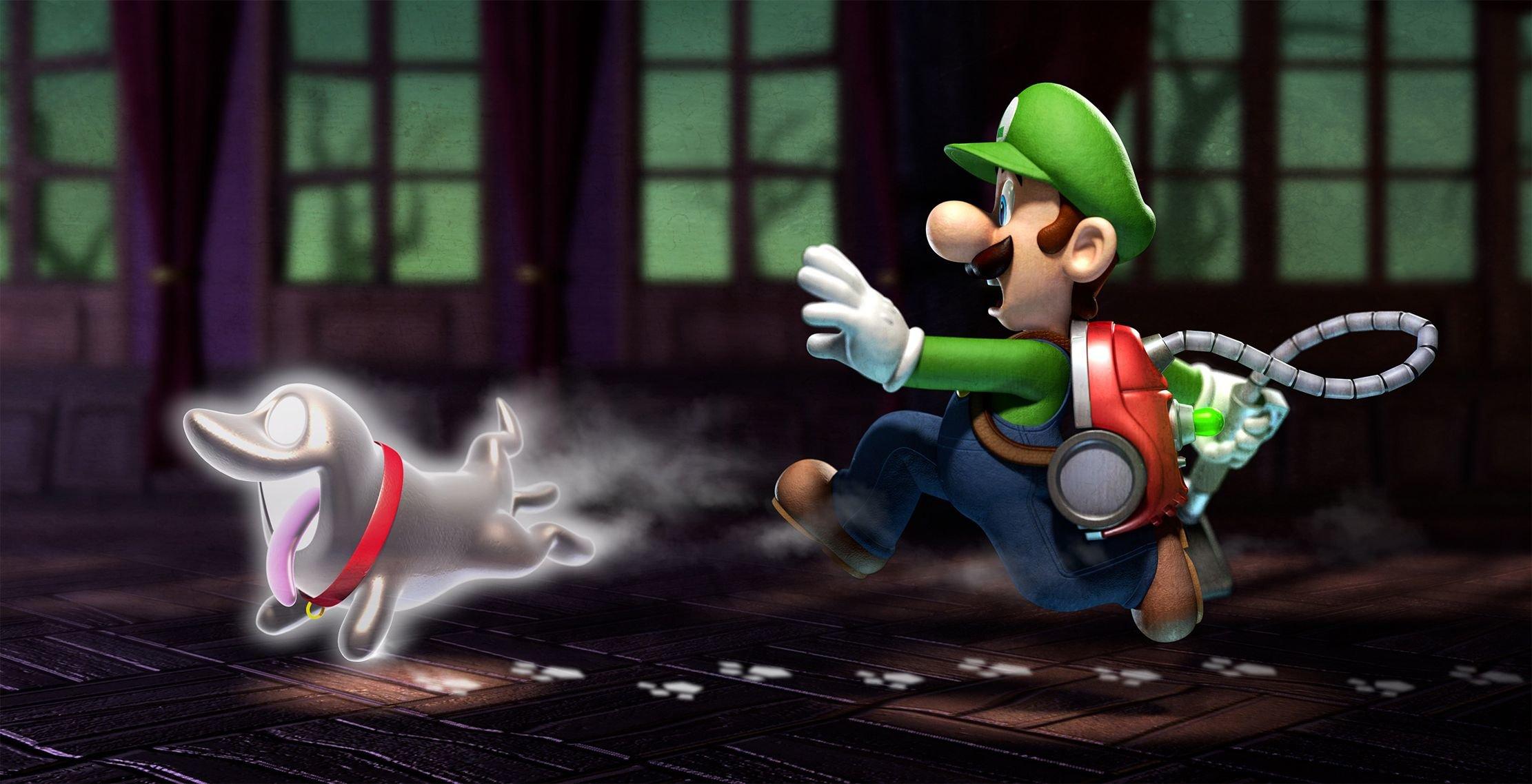 record: Luigi's Mansion 3 ו- Animal Crossing מגיעים לנינטנדו סוויץ' cover image