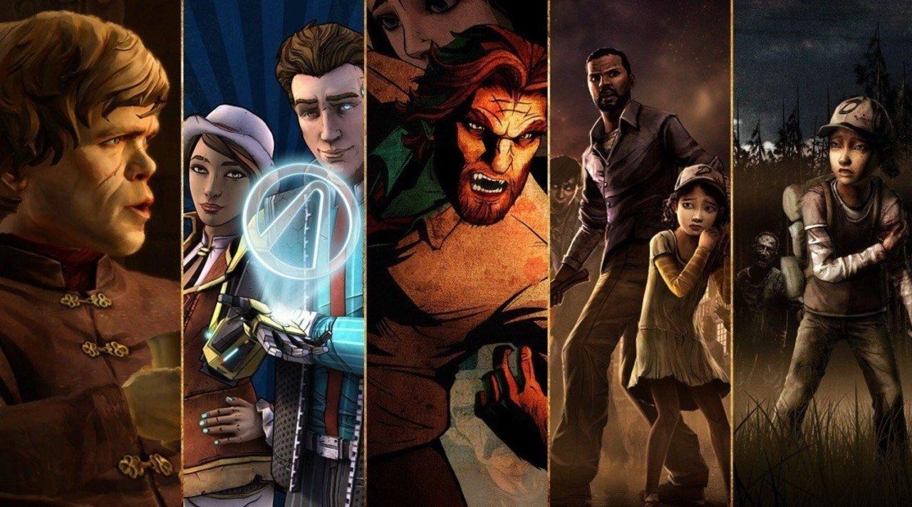 record: Telltale Games פושטת רגל אחרי 14 שנה cover image