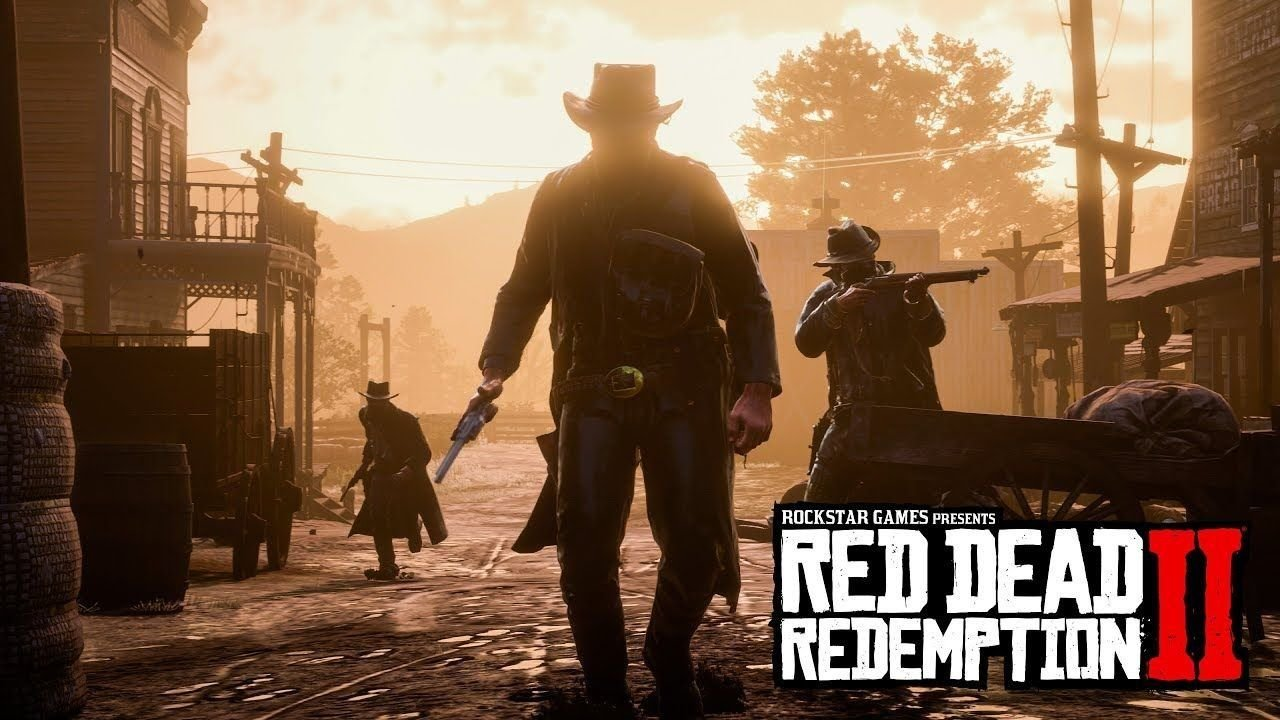record: פורסם נפח המשחק Red Dead Redemption 2 cover image