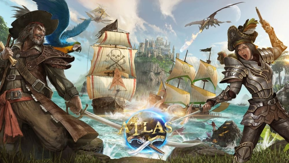 record: הגישה המוקדמת למשחק Atlas נדחתה cover image