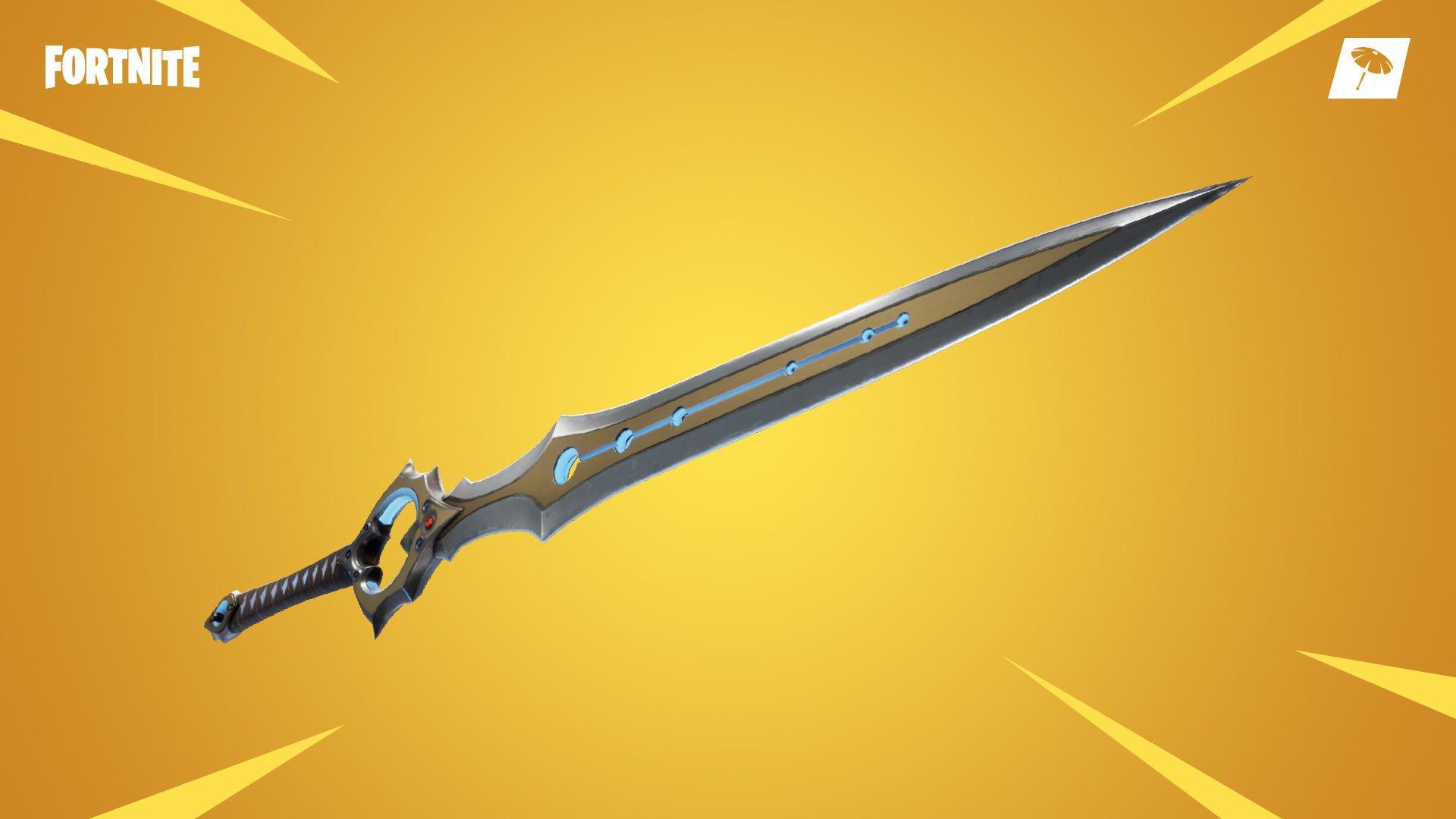record: החרב המכושפת הגיעה לפורטנייט! cover image