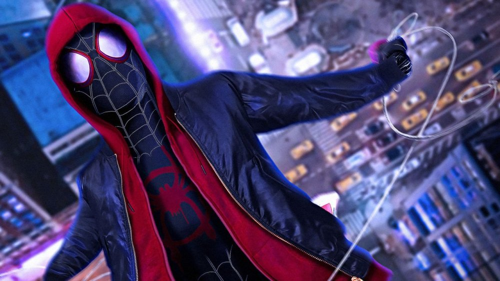 record: ביקורת לסרט: ספיידרמן: ממד העכביש cover image