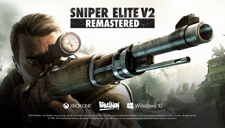 record: Sniper Elite V2 Remastered קיבל תאריך יציאה cover image