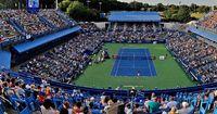 record: טורניר הטניס בוושינגטון בעיצומו cover image