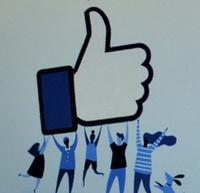record: האם בקרוב גם פייסבוק תפרד מהלייקים? cover image