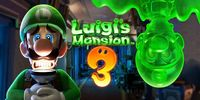 "record: כל מה שידוע לנו על ""Luigi's Mansion 3"" cover image"