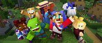 record: אפשרות יצירת דמויות מגיעה לגרסת ה-Bedrock של Minecraft cover image