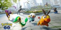 record: הדור החמישי של Pokemon Go כבר הגיע! cover image
