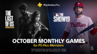 record: המשחקים החינמיים של מנויי PlayStation Plus לחודש אוקטובר cover image