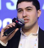 "record: יו""ר העמותה לגיימינג תחרותי מועמד לוועד ההנהגה של IESF cover image"